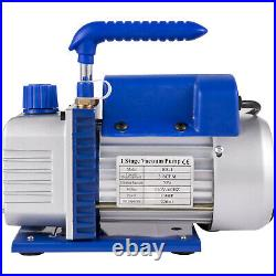1.5 Gallon Vacuum Chamber and 3.6 CFM Single Stage Pump to Degassing Silicone