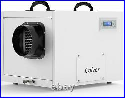 212 Pints Commercial Dehumidifier with Pump and Drain Hose for up to 8,000 sq ft
