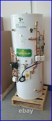 Cool Enegy Pre-Plumbed / Pre-Wired Heat Pump Unvented Hot Water Cylinder