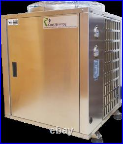 Cool Energy CE-H17 19kW Air Source Heat Pump Water Heater / Chiller