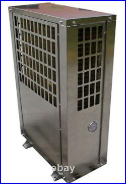 Cool Energy CE-H8 9kW Mitsubishi Powered Air Source Heat Pump Water Heater