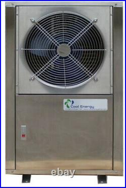 Cool Energy Complete Air Source Heat Pump Heating & Hot Water System Pack 2