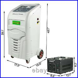 R-134A Recover, Recycle, Recharge Machine R-12 2L Pump Recycling Recyclers