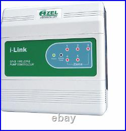 Sp-85 5 Zone Switching Relay (pump Control) For Hydronic Radiant Floor Heating
