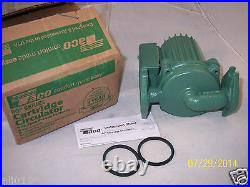 Taco 009-HBF5-J Pump Outdoor Wood Boiler Cast Iron with Bronze Central Boiler