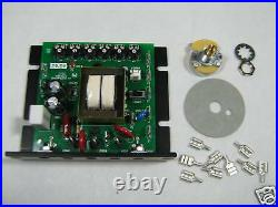 Waste Oil Heater Parts Omni pump speed control circuit board for Bison MTR 10053