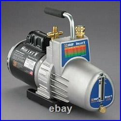 Yellow Jacket 93600 BulletX 7 CFM Two Stage Vacuum Pump, Free Shipping